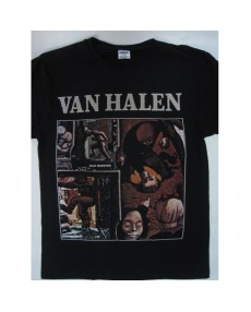 Van Halen  – Fair Warning  Tour'81 T-shirt